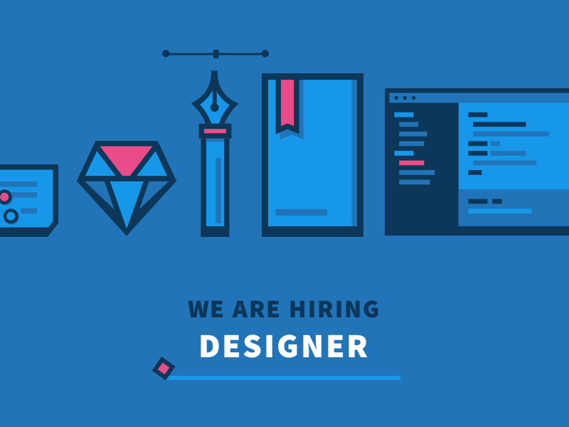 Designer Wanted front-end developer brisbane netengine ux ui designer hiring