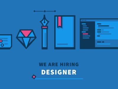 Designer Wanted front-end developer brisbane netengine ux ui designer hiring