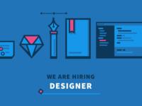 Designer Wanted