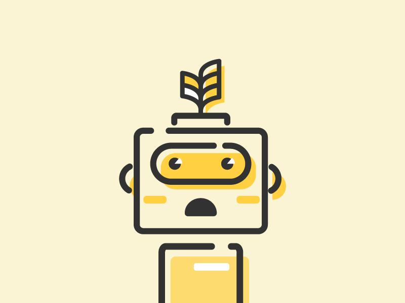 Dribbble bot