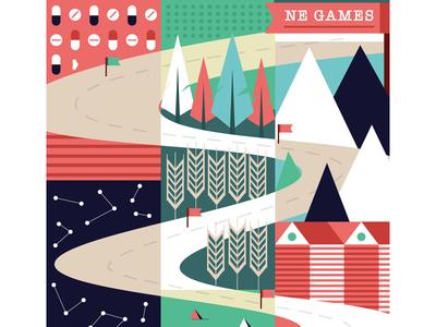 Q4 Theme - NE Games