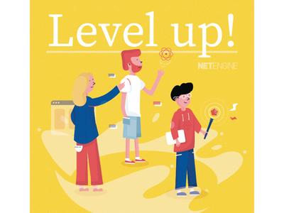 Q3 Theme - Level Up