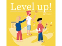 Q3 Theme - Level Up