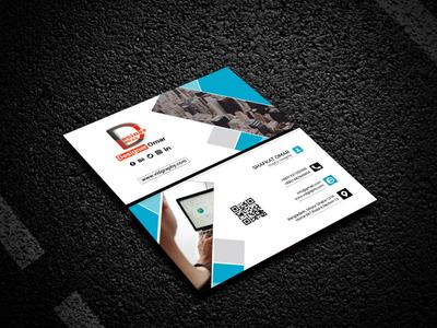 Corporate Business Card 2019