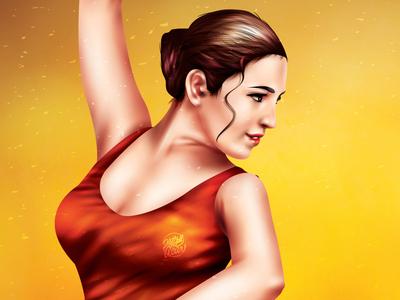 Flamenco -close up-