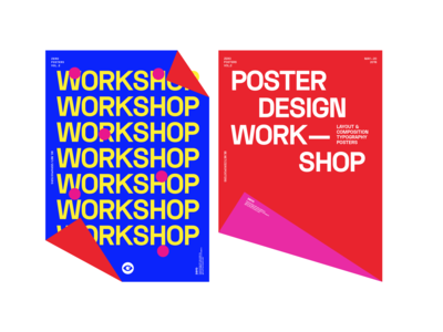 Poster Design Workshop