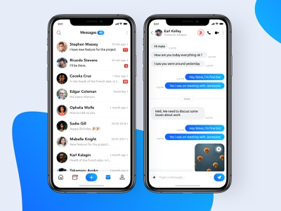 Chat Screens wireframe sketch app app design interface ios design social app minimal visual interface application onexcell ui ui design ui ux design uxdesign ux mobile app design chat chatbot