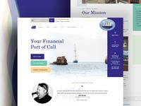 Bank Website Replatform