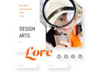 DESIGN . ART . LOVE