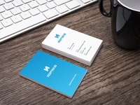 Inception 3D business card