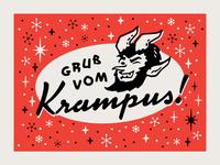 Gruss vom Krampus!