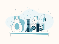 Fat cats 02