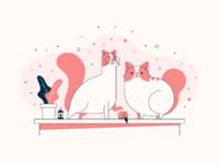 Fat cats 01