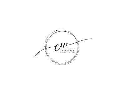 Easy Wave logofactory store logo ecommerce logo brand logo agency brand agency branding agency brand identity logo design logodesign brand design branding online shop logotype logo