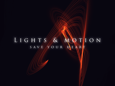 Lights & Motion: Save Your Heart html5 canvas interactive experimental animation