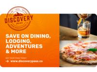 Discovery Pass Magazine Ad