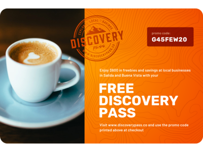 Discovery Pass Gift Card