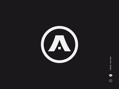 Akita Seal ace tactical akita crest a symbol icon mark logo black and white
