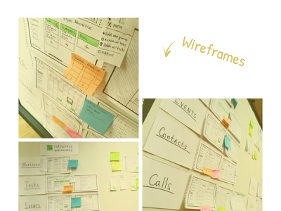 Sketched Wireframes interaction interface userinterface ui user experience ux prototypes wireframes