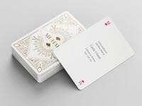 Muhair Business Card