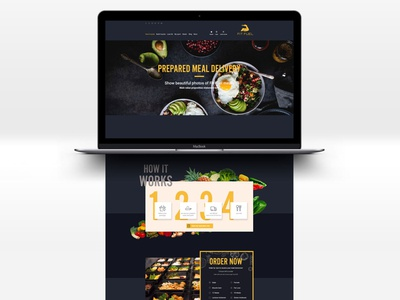 Fit Fuel Web Page