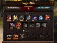Kingsroad Skills