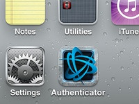 Battle.net Mobile Authenticator iPhone 4 size