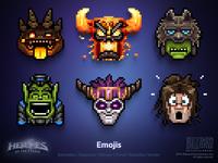 Heroes of the Storm Emojis