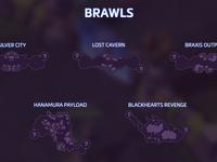 Heroes of the Storm Minimap Update Brawls