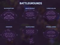 Heroes of the Storm Minimap Update Battlegrounds