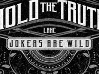 Hold The Truth - Jokers Are Wild EP Layout