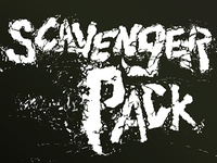 ScavengerPack sticker pack branding