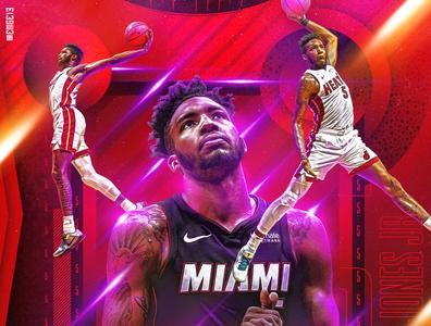Derrick Jones Jr. Poster