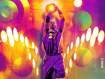 Kobe Halluzinogenic Poster