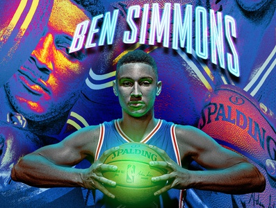 SIMMONS Poster