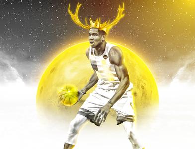 Golden Giannis artwork