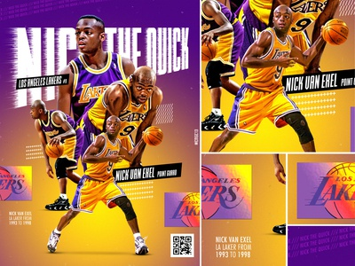 """""""Nick The Quick"""" Poster"""