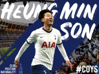 Heung Min Son Graphic