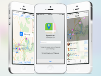 iOS7 Neglected App Refresh for Find Friends