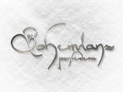 Bohemians brand logo art direction