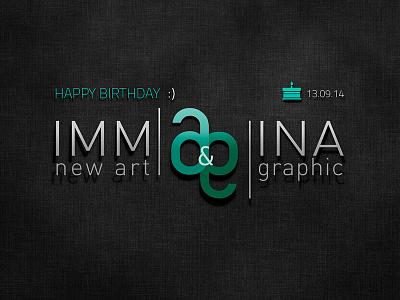 Happy birthday Immagina happy birthday 2014 studio immagina wallpaper background