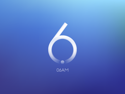 06AM logo design