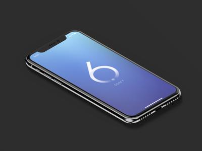 06am logo on iPhone X