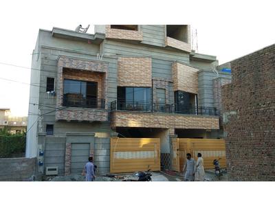 Afzal's House Exterior Design