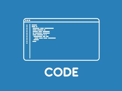 Web Coding website web ux ui illustration clean flat vector minimal