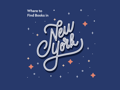 Where to Find Books - Indie Bookstore City Maps