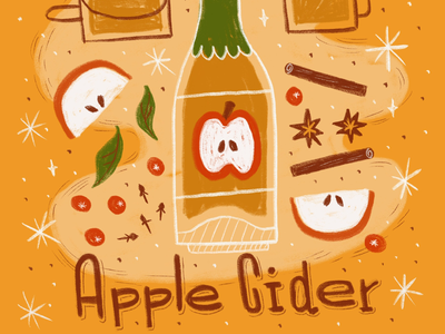 The 12 Drinks Of Christmas - Apple Cider