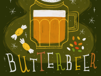 The 12 Drinks Of Christmas - Butterbeer