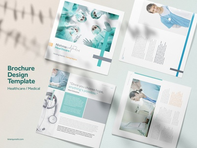 Brochure Design Template | Healthcare Medical