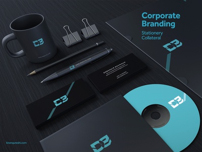 Corporate Branding | Stationery Collateral
